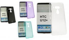 TPU Mobilcover HTC U12 Plus / HTC U12+