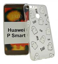 TPU Designcover Huawei P Smart
