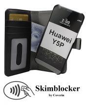 Skimblocker Magnet Wallet Huawei Y5p