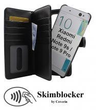 Skimblocker XL Magnet Wallet Xiaomi Redmi Note 9s / Note 9 Pro