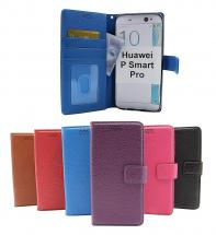 New Standcase Wallet Huawei P Smart Pro (STK-L21)