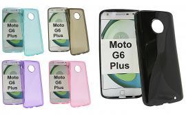 TPU Mobilcover Motorola Moto G6 Plus