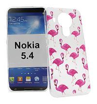 TPU Designcover Nokia 5.4