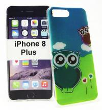 TPU Designcover iPhone 8 Plus