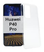Ultra Thin TPU Cover Huawei P40 Pro