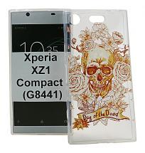 TPU Designcover Sony Xperia XZ1 Compact (G8441)