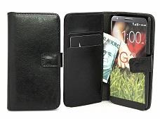 Konstlæder Mobiltaske LG G2