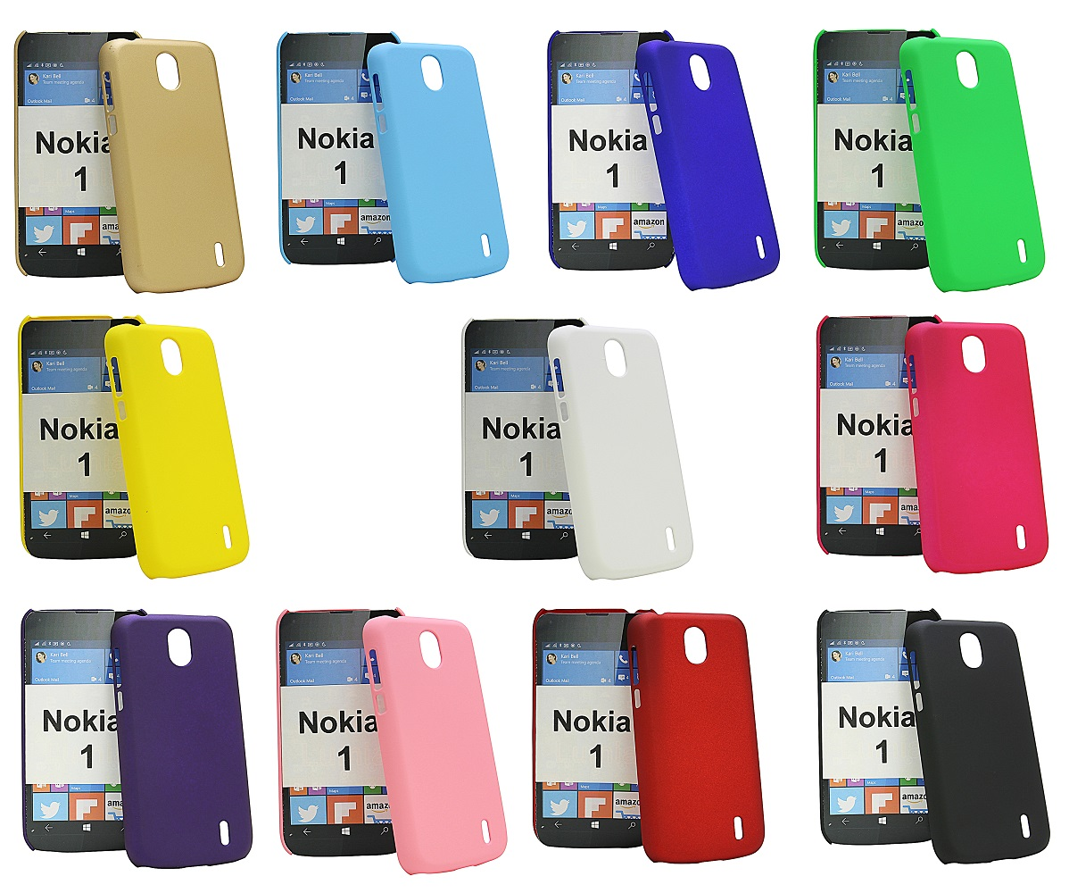 new concept bbb7e abed1 Hardcase Cover Nokia 1 (Sort)